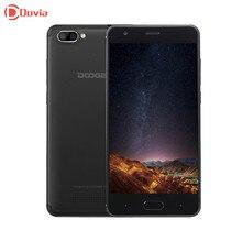 Doogee X20 5.0 дюймов смартфон Android 7.0 4 ядра MTK6580 720×1280 HD Экран двойной назад Камера 2 ГБ Оперативная память 16 ГБ Встроенная память Мобильный телефон