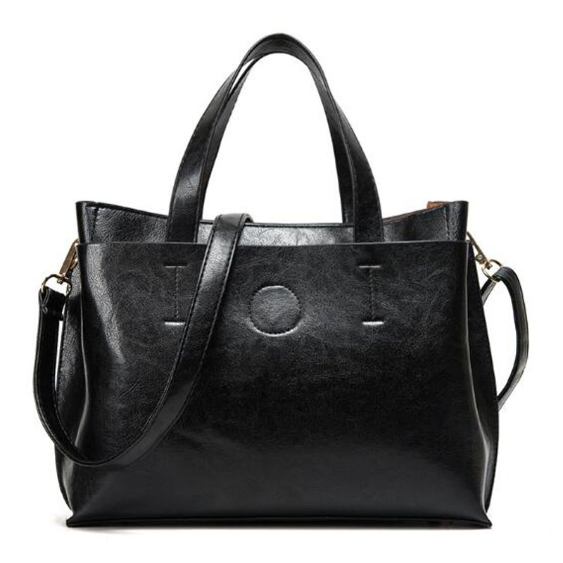 Online Buy Wholesale big black purse from China big black purse ...
