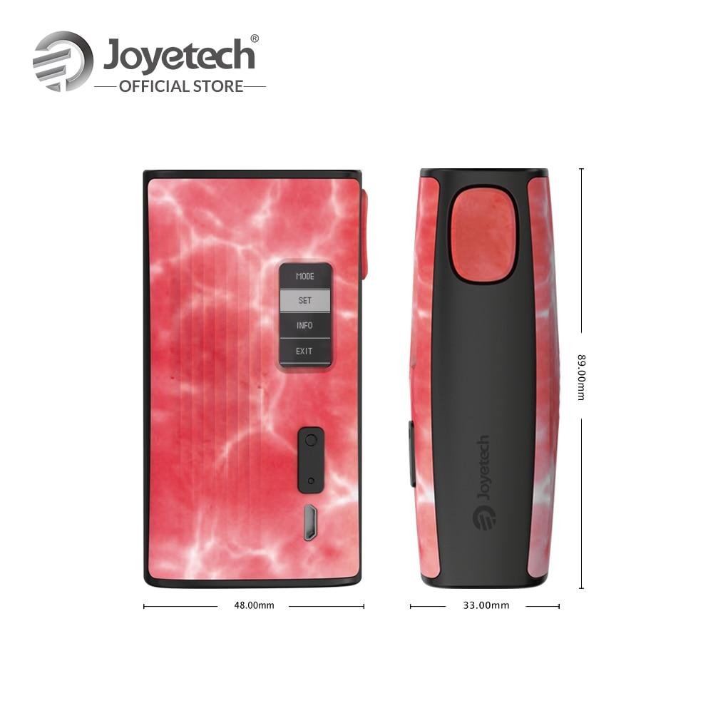 Original Joyetech ESPION Tour Mod Output 220 Wattage POWER/TEMP(NI/TI/SS)/TCR Mode Electronic Cigarette