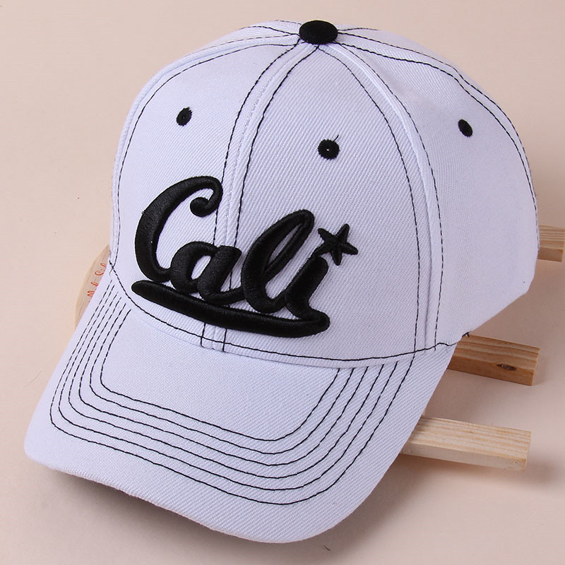 New Fashion Hat Caci Letter Embroidered Baseball Cap Outdoor Sports Cap Wild Leisure Visor Golf hat