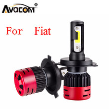 Avacom Mini Canbus lampada H4 H7 LED Car Headlight 12V 8000LM 4300K 6500K Lamp H3 H1 9005 HB3 9006 HB4 H8 H11 H9 9012 HIR2 light(China)