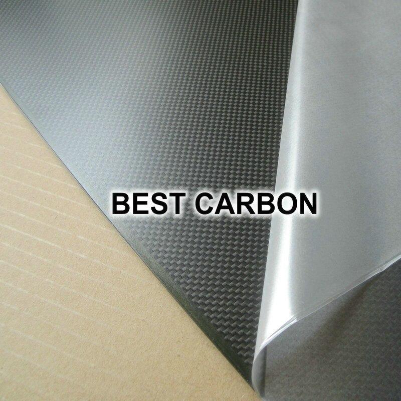 2mm x 250mm x 400mm 100% Piastra In Fibra di Carbonio, cf piastra, foglio di carbonio, pannello di carbonio-in Componenti e accessori da Giocattoli e hobby su  Gruppo 2
