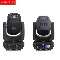 200W 3w1 Beam lampa led z ruchomą głowicą 6 gobo 7 kolorów Prism Electronic Linear Focus Sound Active Stage lighting|Oświetlenie sceniczne|   -