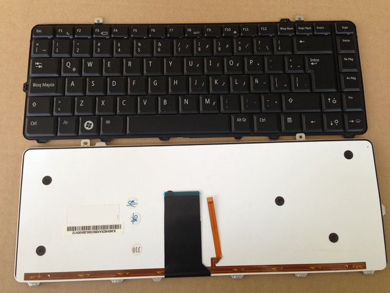 New notebook laptop keyboard for DELL 1536 1435 1535 PP24L 1537 LA /Latin layout