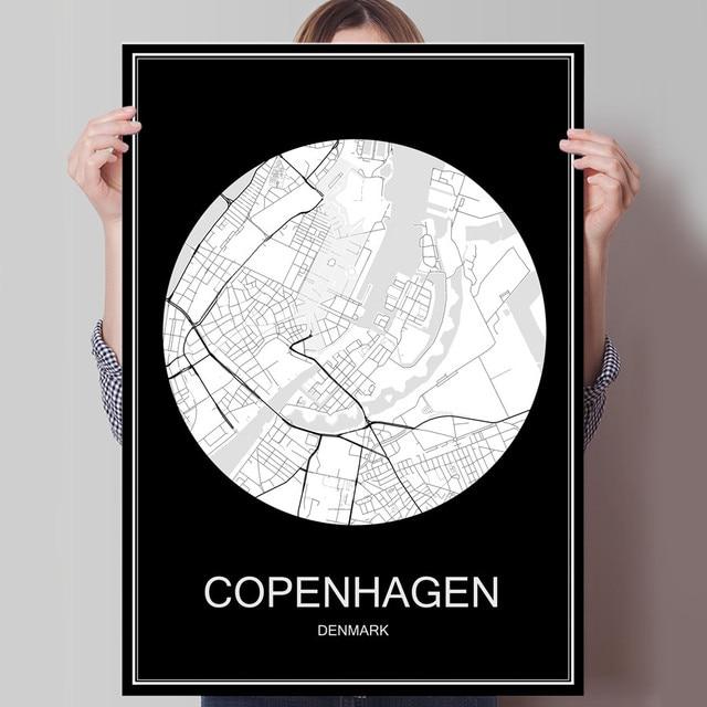 Print Stickers Copenhagen