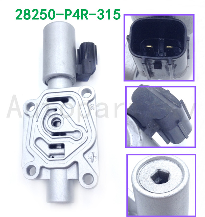 Idle Air Control Valve Motor Transmission Lock up Electromagnetic Single Linear Solenoid Valve 28250 P4R 315