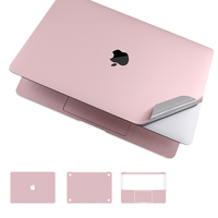 Premium A1706 Full Body Cover for Macbook Pro 13 Touch Bar 4 in 1 Upper Bottom Vinyl Laptop Sticker Protective Skin Guard Decal