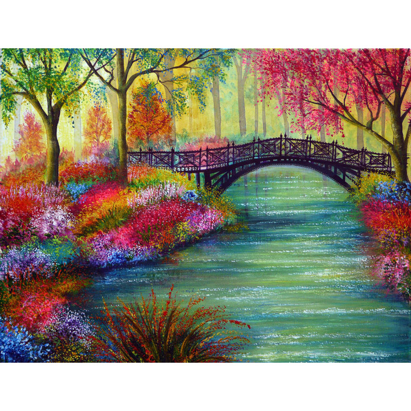 Compare prices on canvas clear online shopping buy low for Oil paint price