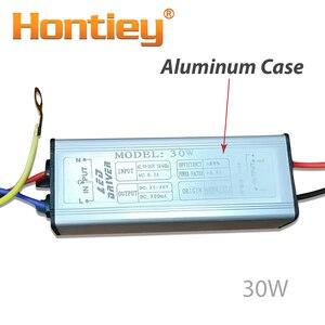 Image 4 - גבוהה כוח LED נהג 10 W 20 W 30 W 50 W 100 W עמיד למים תאורת רובוטריקים IP67 אספקת חשמל diy זרקור מקור קלט פלט