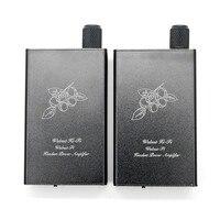 Hot DIY Walnut F1 Protable Amplifier HiFi Fever Headphone Audio Power Amplifier Mini Portable With 2