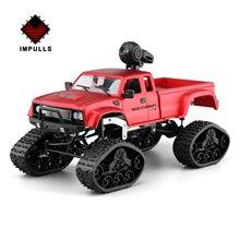 Impulls New Third Generation Heavy RC Truck With 30W Camera 2.4G Four Drive Toys Track Wheel Wifi  Children FSWB