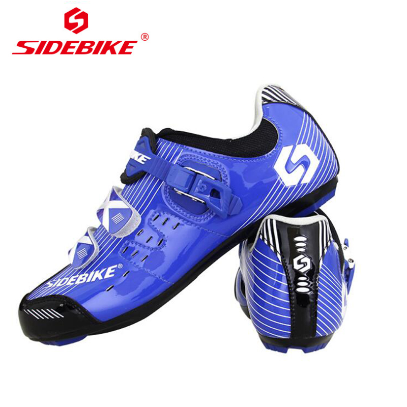 Sidebike Professional SPD Cycling Shoes Top Quality Man Women Road Cycling shoes Bike Racing Shoes Brand Sneakers Bicycle Shoes
