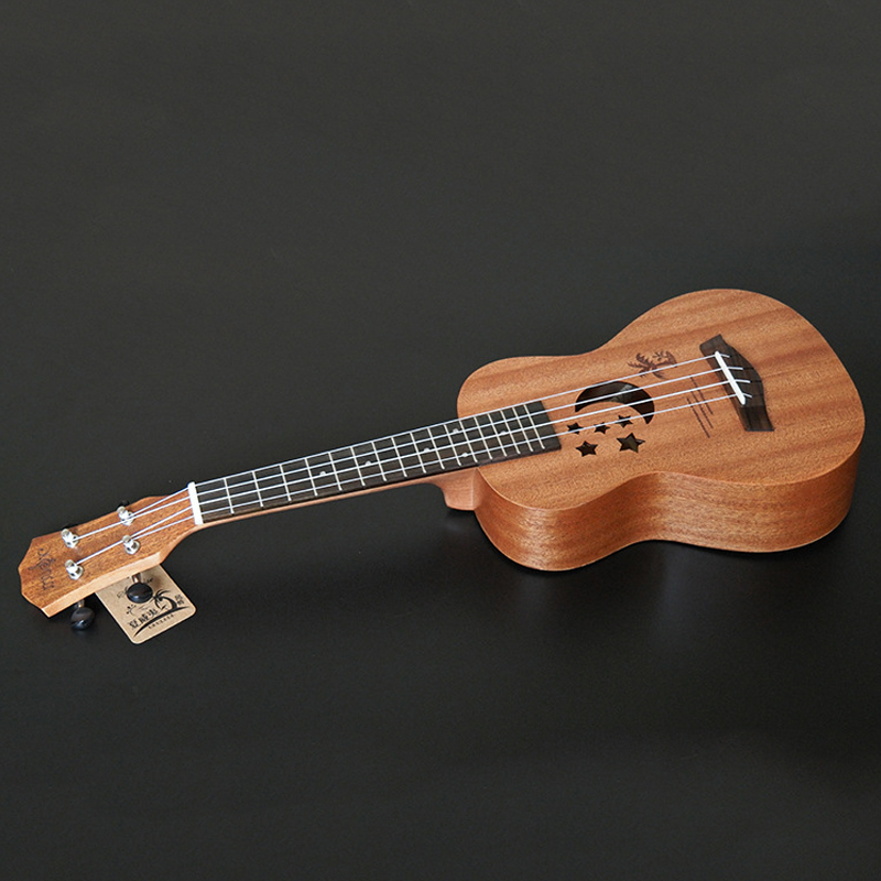 Made in china musical instruments small guitar 4 string ukulele guitar free shipping Custom OEM Guitar factory new electric bass neck custom 4 strings guitar necks made in china musical instruments