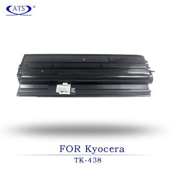 870G Black Toner Cartridge powder for Kyocera TK 438 KM 1648 compatible Copier Spare Parts TK438 KM1648 Printer supplies