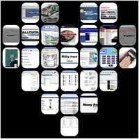 Alldata v10.53 mitchell on demand software auto repair All data heavy truck ElsaWin Vivid workshop atsg 26 in 1TB hdd