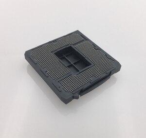 Image 2 - 10 шт. оригинальная новинка LGA1155 LGA 1155 Материнская плата CPU материнская плата паяльная станция розетка с жестяными шариками ПК DIY запасные аксессуары