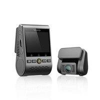 Viofo A129 Duo Двухместный канала 5 ГГц Wi Fi Full HD автокамера DashCam Сенсор IMX291 HD двойной 1080 P Видеорегистраторы для автомобилей дополнительно gps
