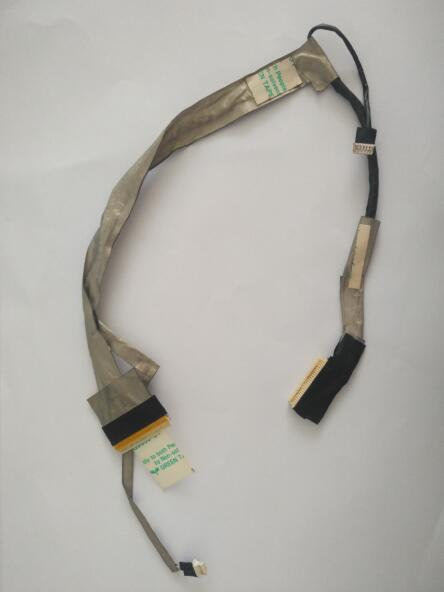 New LCD Cable Wire For HP Compaq CQ70 G70 G70T G70T-100 50.4D001.001 For Pavilion CQ70-127 G70T Screen Data Display Video Flex