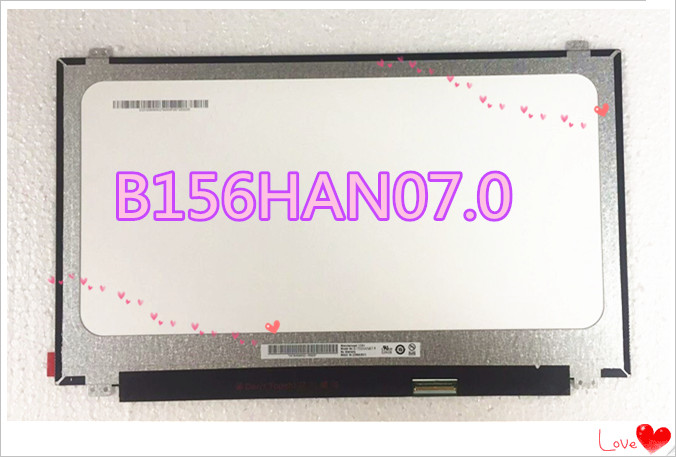 B156HAN07 B156HAN07.0 FHD IPS matris 1920*1080 144 HZ 40PinB156HAN07 B156HAN07.0 FHD IPS matris 1920*1080 144 HZ 40Pin
