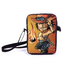 Crossbody One Piece Anime Bag