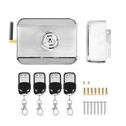 Stealth Remote Control Elettromagnetica Serratura Elettronica Senza Fili di Sicurezza Anti-furto di Blocco Intelligente Doorlock Caldo del Sistema di Controllo di Accesso