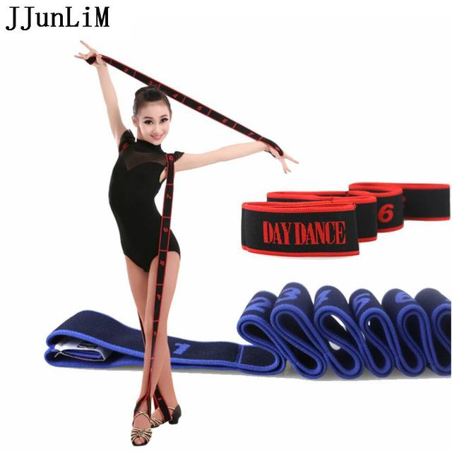 Exercise Stretch Bands Equipment: Crossfit / Dance Training Bands