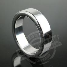 Stainless steel plolicy 304 jj ring membranously delay ring sexy male