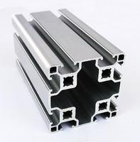 8080 EB Aluminum Profile Extrusion 80 Series Aluminum Tube Length 1 Meter
