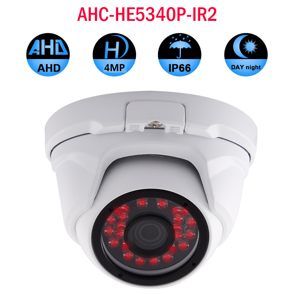 AHD TVI CVI CCTV 4MP Camera Indoor Dome PAL NTSC HD IR 30m Infrared Night Vision WDR Vandalproof IP66 Auto Surveillance Camera 7 ptz middle high speed dome camera 1080p full hd 33x zoom ir 120m infrared night vision 4 in 1 hd ahd tvi cvi signal output