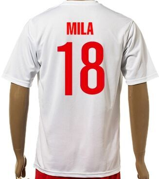 2016 Top Quality Poland Jersey 16 17 Home White Away Red Soccer Jerseys  Poland shirts Lato Dudek Football Shirt FREE SHIPPING-in Soccer Jerseys  from Sports ... a0d6aeb91