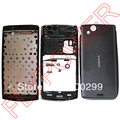 100% used original without scratch full Housing case cover for Sony Ericsson Xperia Arc X12 LT18i