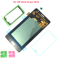 Super HD AMOLED For Samsung Galaxy J3P J3110 J3 Pro J3119 LCD Display Touch Screen Assembly