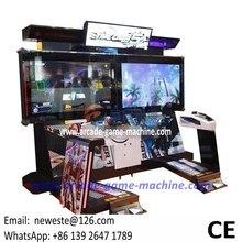 High Resolution Time Crisis 5 Simulator Arcade Video Gun Shooting Game Machines