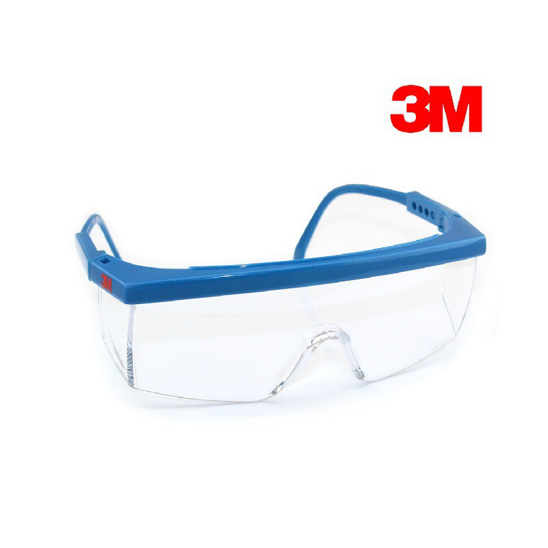 цена на 3M 1711 Safety Protective Glasses Anti-shock Windproof Anti UV Lightweight Riding Eyewear Goggles G2305