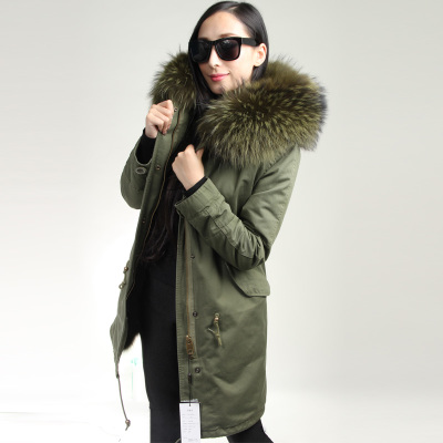 Online Buy Wholesale real fur collar coat from China real fur