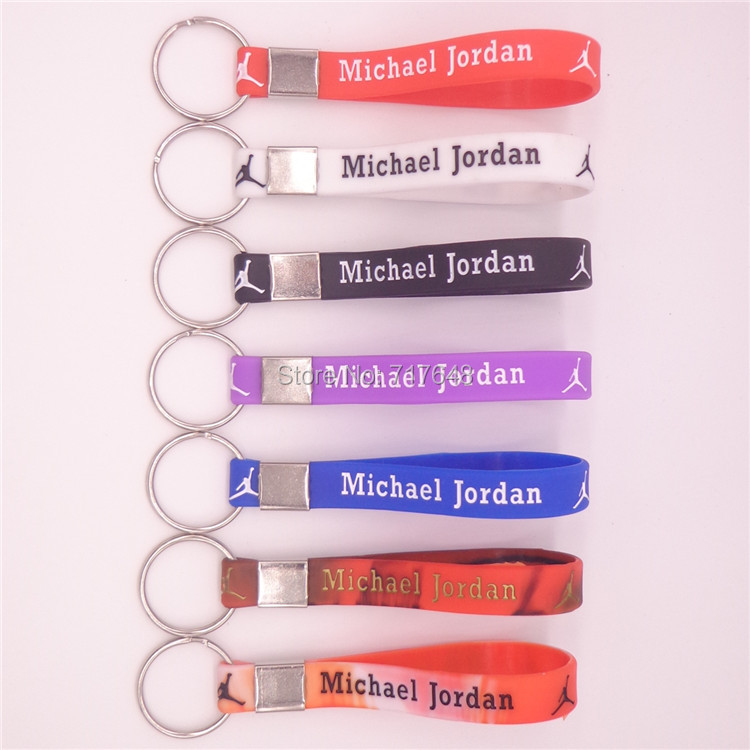 1pc Keyring Jordan Keychain...