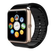 SmartWatch GT08 Uhr Sync Notifier Mit Sim Bluetooth Smart Uhr für iPhone IOS Für Samsung Android-Handy