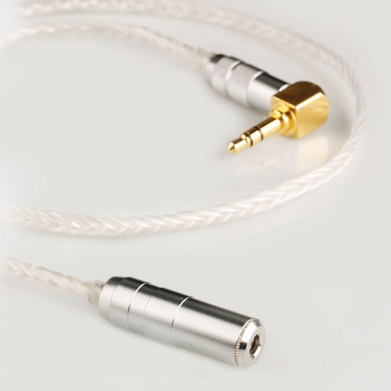 Xiao Fan Main Y05 Casque Rallonge 3.5mm Mâle à Femelle Ordinateur Casque Mobile Téléphone Adaptateur Audio Câble