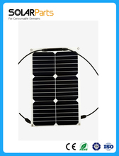2pcs 18w high quality Photovoltaic Solar panel solar module solar cell for charging power bank usb