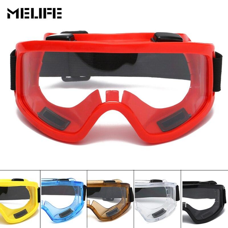 MELIFE лыжные очки мотоцикл Off-Road Hemlet Мотокросс очки ветрозащитный очки, Байк UV400 Велоспорт очки Шестерни
