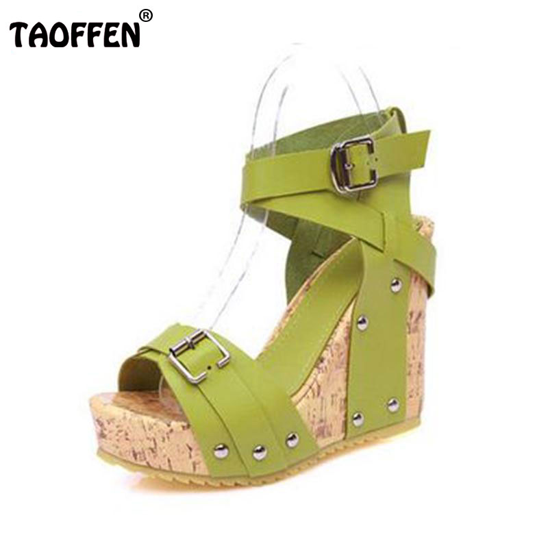 Free shipping NEW high heel wedge sandals footwear fashion women dress sexy slippers shoes P5852 EUR size 33-40 free shipping 95 97 id 108672 108962 size eur 40 46