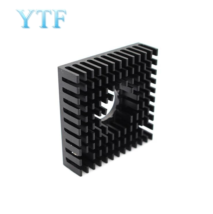 3D Printer Accessories Heat Sink 40*40*11MM Heat Dissipation Fast Mk7 MK8 Extruder Universal
