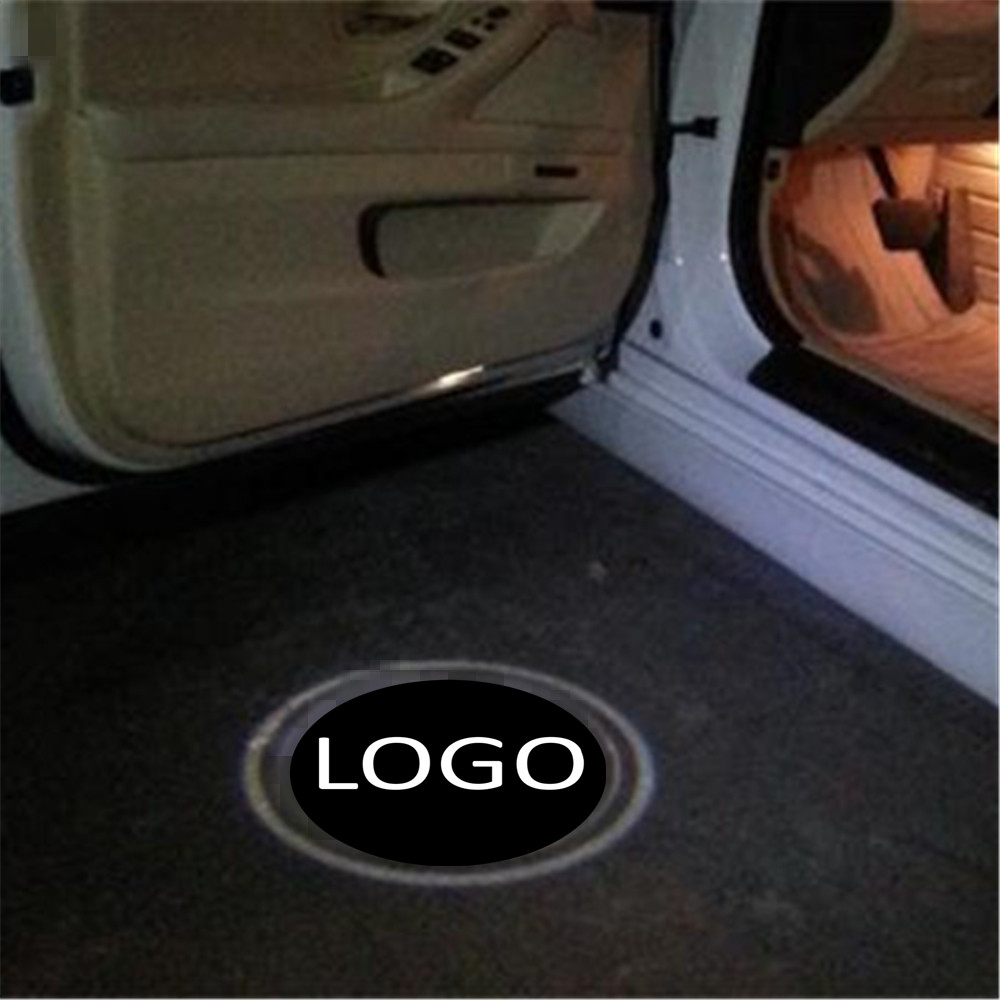 JingXiangFeng For Subaru 2pcs/set Led Car Courtesy Lamp Car Door Logo Projector Welcome Laser Lights For SUBARU BRZ All Years
