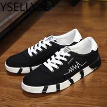 ФОТО 2017 new mens casual shoes breathable flats white canvas shoes men fashion casual zapatos hombre hot sale