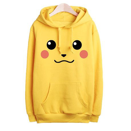 2018 Rushed Unisex Lovely Face Tail Zip Hoodie Hoody Sweatshirt Pikachu Costume Cosplay Clothes Women/men Coats Clothing  sc 1 st  Aliexpress & Online Shop 2018 Rushed Unisex Lovely Face Tail Zip Hoodie Hoody ...