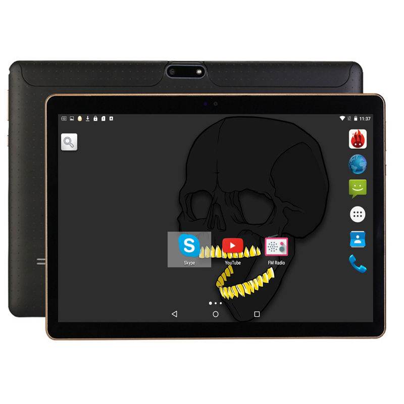 DHL Free Shipping Android 7 0 OS 10 inch tablet pc Octa Core 4GB RAM 64GB