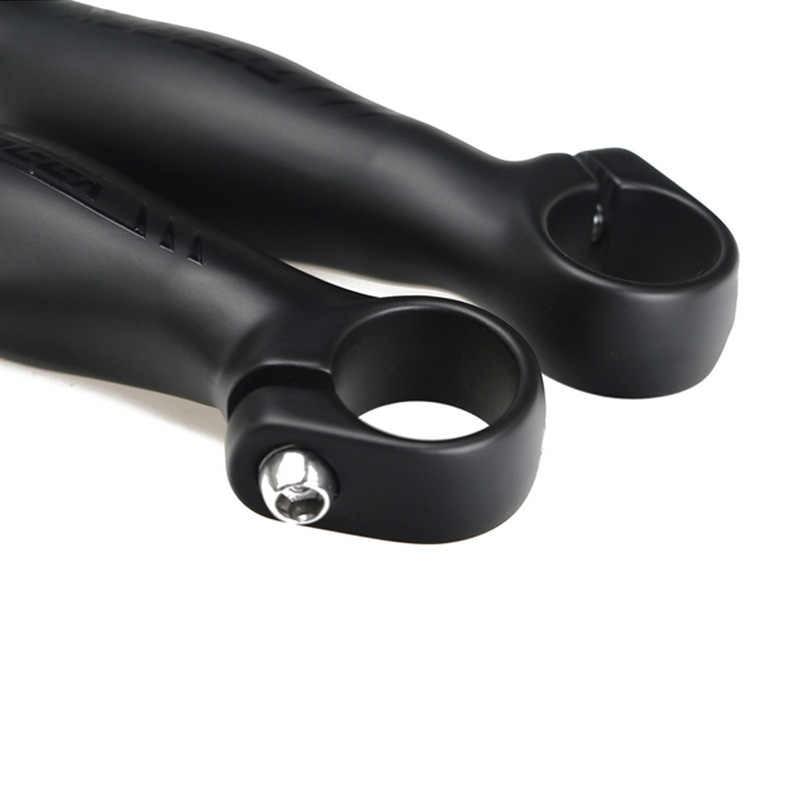 Bicicleta de Montaña de carretera MTB Bar extremo aleación de aluminio bicicletas plegables manillar barra extremos bicicleta parte fibra de carbono envío gratis