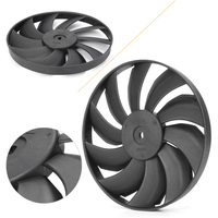 GZYF Engine Radiator Cooling Fan Blade Replacement for Honda CBR1000RR 2004 2005 2006 2007 2008 2009 2010 2011 2012 2016