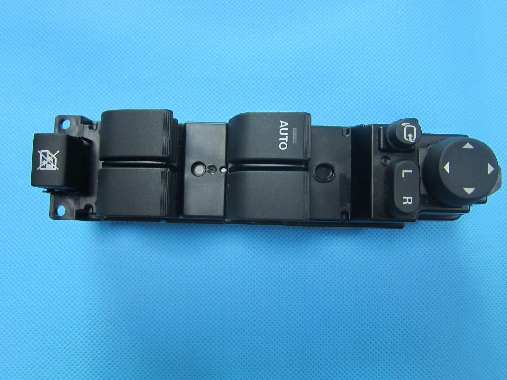 Power Window Switch For Mazda 2 And Mazda 6 2008 2012 With Auto Door Mirror Folding Function In