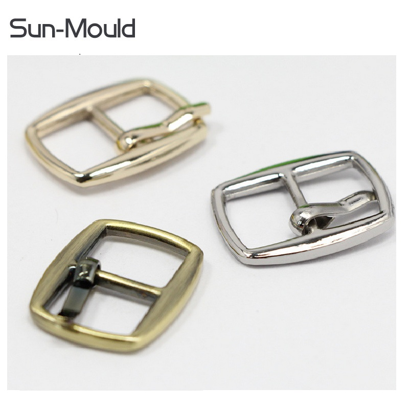 Bronze silver gold buckles shoes slippers sandals Shoes strap laces clothing bag belts buckle clip 100pcs/lot free shipping nervilamp 710 2a gold bronze